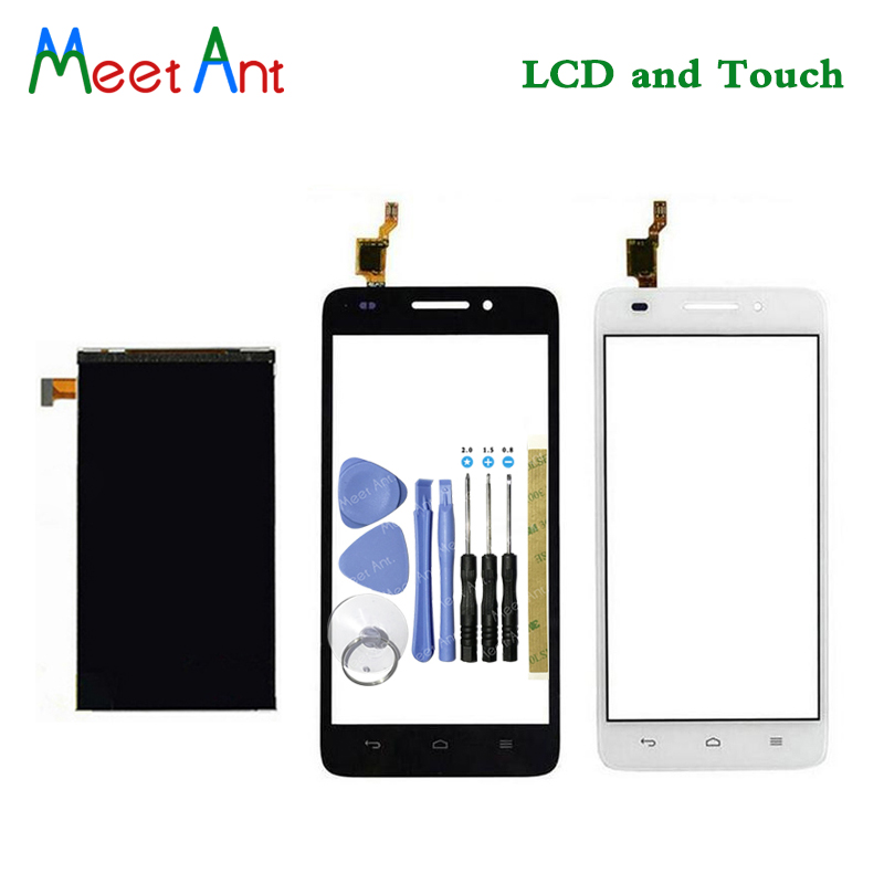 New High Quality 5.0'' For <font><b>Huawei</b></font> <font><b>G620S</b></font> <font><b>Lcd</b></font> Display With <font><b>Touch</b></font> <font><b>Screen</b></font> Digitizer Sensor image