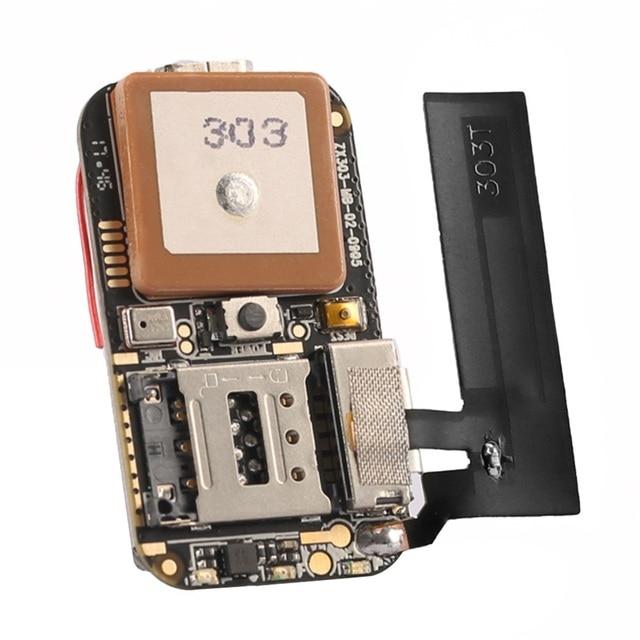 High Quality 1PC ZX302 ZX303 PCBA GPS Tracker Mini GSM GPS Wifi LBS Locator SOS Alarm Web APP Tracking