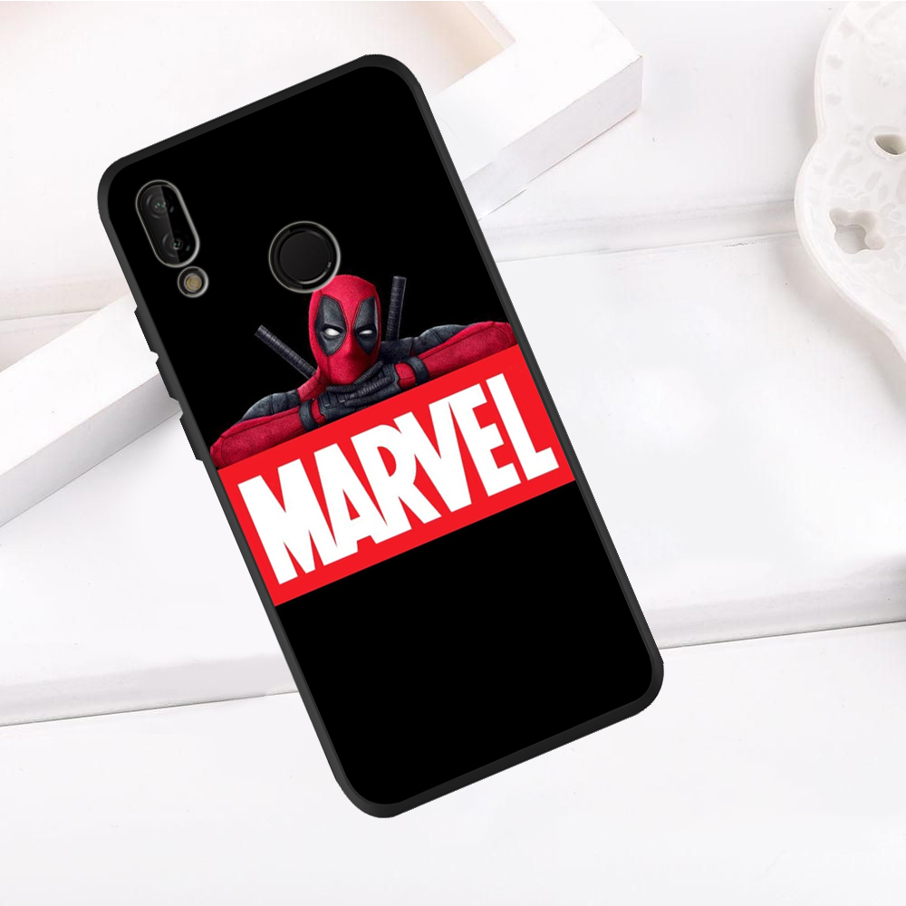 <font><b>Marvel</b></font> Avengers For Huawei P8 P10 P20 P30 Mate 10 20 <font><b>Honor</b></font> 8 8X 9X 8C <font><b>9</b></font> V20 30 10 <font><b>Lite</b></font> Plus Pro <font><b>phone</b></font> <font><b>Case</b></font> Cover coque pattern image