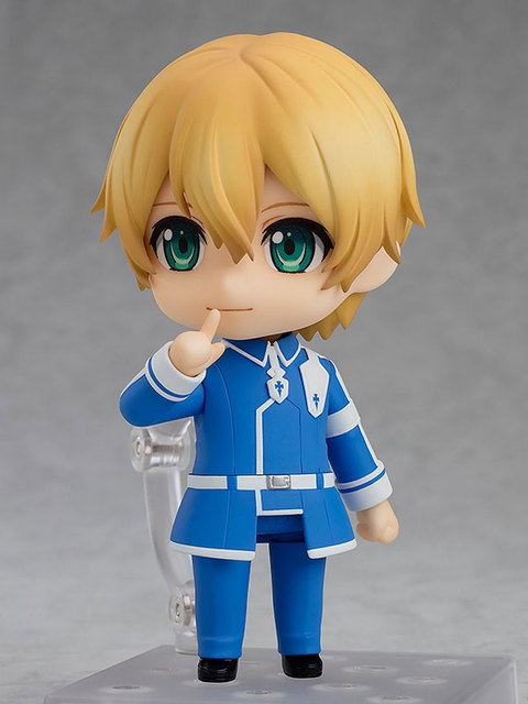 Warriors with Swords Shaped Nendoroid Toy