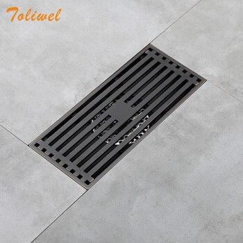 shower waste drain without overflow tub shower drain bath filler waste rotable switch waste strainer Drains Antique Brass Bathroom Linear Shower 8 X 20cm Floor Drain Wire Strainer Cover Waste Drain Bathroom Fitting  LS058