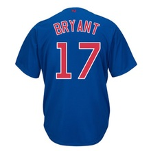 цена на 2019 New Chicago Bryant American New Men's Kris Custom Jersey Usa Baseball Cool Jersey