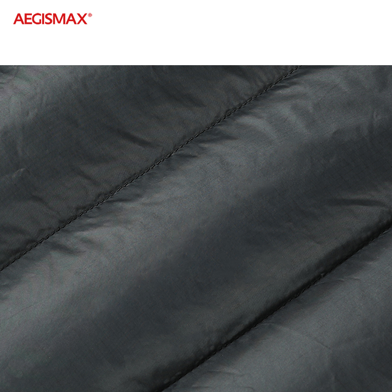AEGISMAX Men Ultra-Light 95% White Goose Down 800FP Down Outdoor Camping Keep Warm Down Jacket-3