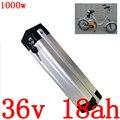 36V 500W 1000W аккумулятор 36V 18AH Электрический велосипед батарея 36v 10ah 13ah 15ah 18ah 20ah литиевая батарея с 30A BMS + 2A зарядное устройство