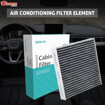 Car Activated Carbon Cabin Air Conditioning Filter For Honda City Civic X CR-Z Fit 3 4 HR-V Insight 2014 2015 2016 80292-TF0-G01 image