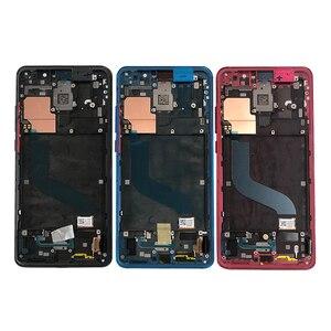 "Image 2 - 6.39""Original M&Sen For Xiaomi Mi 9T Pro Mi9T Mi9 T Pro/Redmi K20 K20 Pro AMOLED LCD Screen Display Frame+Touch Panel Digitizier"