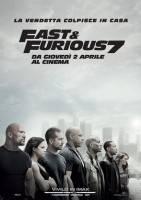 速度与激情7海报