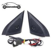 Para Hyundai Ix25 Creta Nuevos Altavoces Genuinos Tweeter Coche-estilo De Audio Trompeta Cabeza Altavoz Interruptor