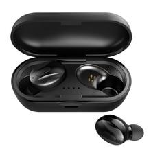 TWS מיני Bluetooth אוזניות XG13 אלחוטי אוזניות ספורט מוסיקה אוזניות bluetooth 5.0 אוזניות עם מיקרופון עם טעינת pod עבור