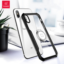 XUNDD CaseหรูหราสำหรับiPhone XS MAX XRกรณีป้องกันการกระแทกเต็มรูปแบบสำหรับiPhone 7 7 plus 8 8plus XS X чехол