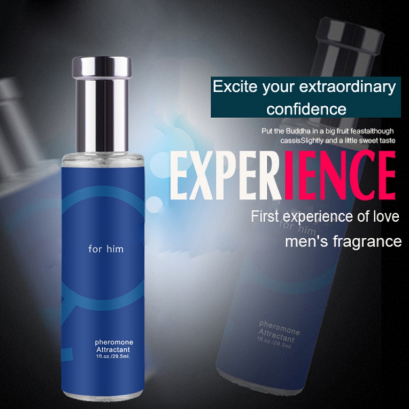 Original Male Pheromone Perfume Aphrodisiac Attractant Flirt Perfume For Men Sexual Products