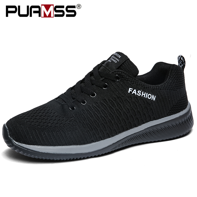 Men Casual Shoes Lac-up Men Shoes Lightweight Comfortable Breathable Walking Sneakers Tenis masculino Zapatillas Hombre 1
