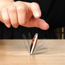 Переворачивающаяся настольная игрушка flipo вращающаяся карманная