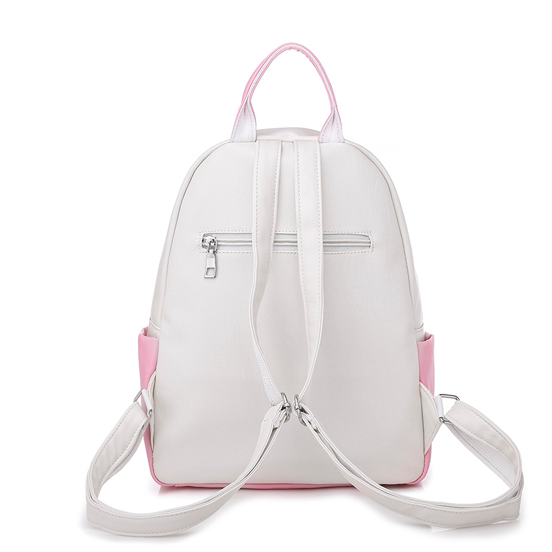 Top Selling Women Backpacks High Quality Youth Leather Backpack for Teenage Girls Female School Shoulder Bags mochila feminina in Backpacks from Luggage Bags