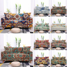 marble sofa cover sofa slipcovers elastic couch covers sectional sofa covers sofa set loveseat armchair sofa couch cover Bohemia Slipcovers Sofa Cover Mandala Pattern Sofa Covers Sofa Decor Living Room Armchair Loveseat Sofa Couch Cover
