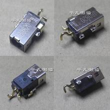 A = 2 peças b = 1 peça dc power jack, para lenovo ideapad 110s-11ibr 100s-14ibr 100-14iby 120s-11iap dc conector tomada de entrada de laptop