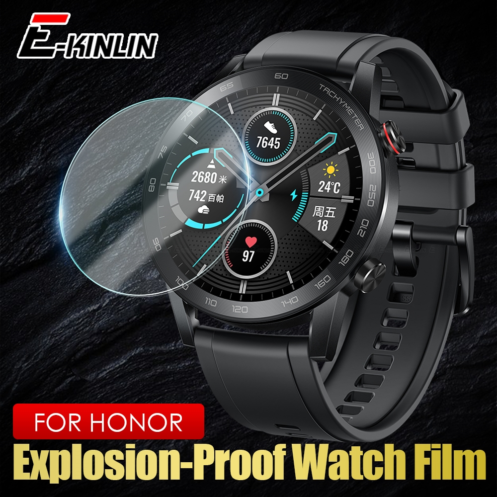 2.5D Screen Protector Protective Glass Film For Huawei Honor MagicWatch 2 42mm 46mm Smart Watch Magic Dream Tempered Glass