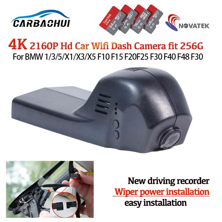 Видеорегистратор автомобильный, Wi-Fi, FULL HD, для BMW 1/3/5/X1/X3/X5 F10 F15 F20 F25 F40 F48 F31