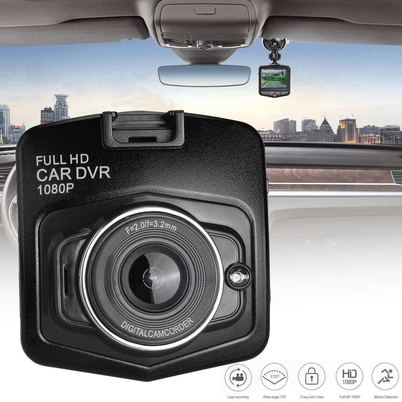 Car DVR Camera Driving-Recorder G-Sensor Dash-Cam Vehicle Video Night-Vision Full-Hd