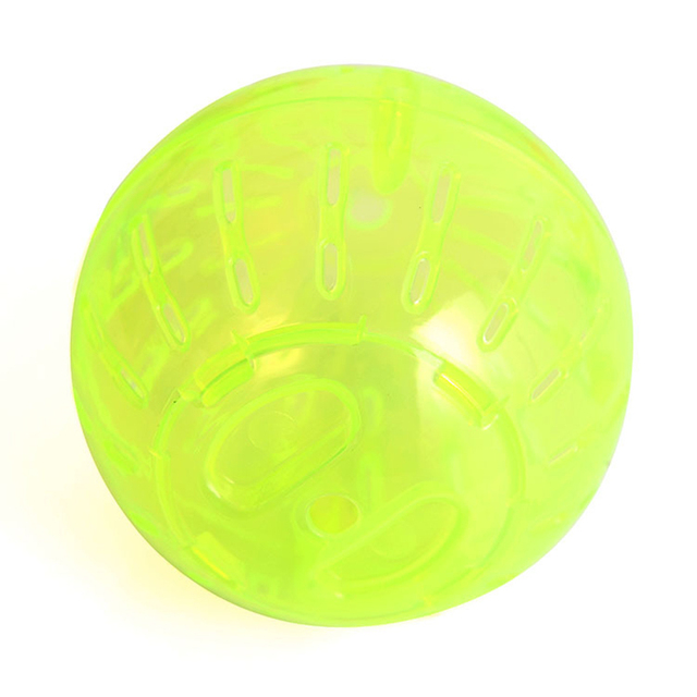 Plastic Pet Rodent Mice Jogging Ball Toy Hamster Gerbil Rat Exercise  3