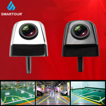 Smartour 2020 New Night Vision Auto Parking Assistance Intelligent Dynamic Trajectory Parking Line Car Reverse Backup Camera
