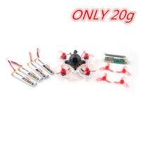 20g Happymodel Mobula6 65mm Crazybee F4 Lite 1S Whoop FPV Racing Drone multicoptera BNF w/ Runcam 3 Cam drony na zabawki zdalnie sterowane dzieci