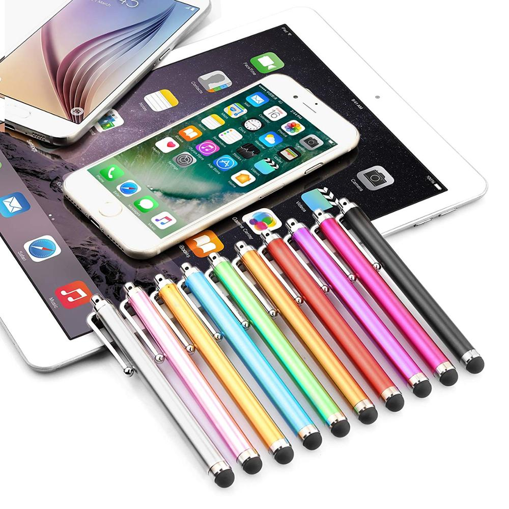 2Pcs Stylus Pen for iPhone Mobile Phone Touch Screen Capacitive Pen For iPad Tablet For Samsung For Huawei For Xiaomi Smartphone Pakistan