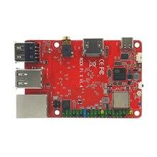 ROCK PI X Модель B 2 ГБ 16 ГБ/4 ГБ 32 ГБ/4 ГБ 64 ГБ/4 ГБ 128 ГБ с процессором Intel Atom x5-Z8350 Cherry Trail LPDDR3 64 бит четырехъядерный X86