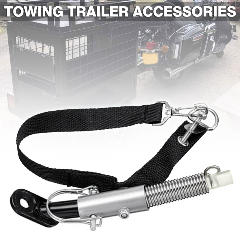 For Baby Pet Stroller Trailer 1pc Universal Bike Trailer Linker Bicycle Trailer Hitch Coupling Adapter Stroller