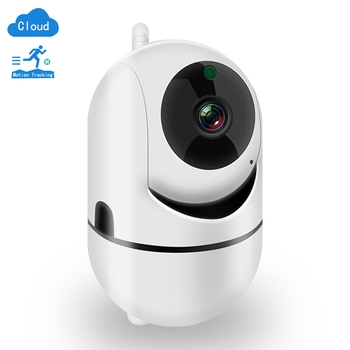 IP Camera Wifi 1080P HD Wireless Home Security Camera SD Card Cloud Storage Two Way Audio IR Night Vision Mini CCTV Surveillance 1080p 2mp wireless indoor wifi surveillance camera two way audio cctv security ip camera home dome baby monitor support sd card