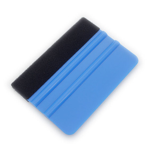 Image 5 - 6 pz/set Auto vinile avvolgere strumenti di pellicola Auto Kit di strumenti di pellicola Auto abbigliamento Auto sole pellicola lanugine raschietto pellicola taglio coltello Car Styling