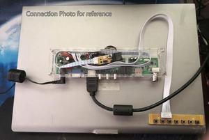 Image 5 - אוניברסלי שקוף פגז עבור LCD בקרת לוח אקריליק מקרה אחסון תיבת עבור V29 V56 V53 SKR 8503 אנלוגי אות בקר