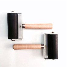 Rubber-Roller Ink-Painting Art-Stamping-Tool Brayer Printmaking 6cm Professional