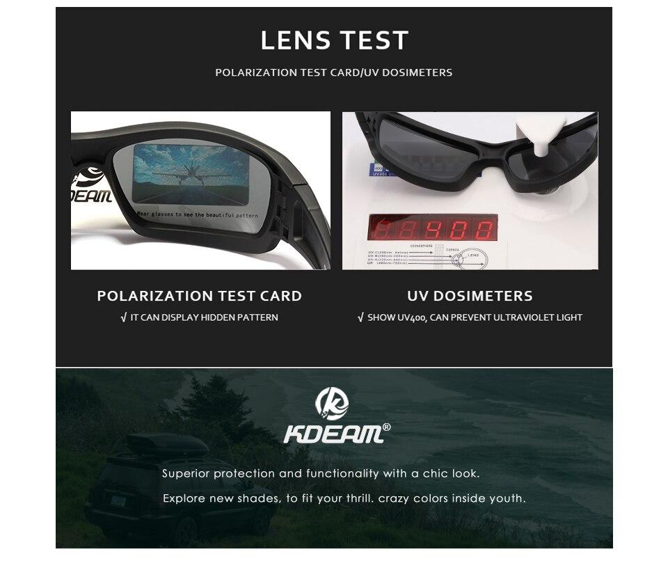 design clássico óculos de pesca kd711