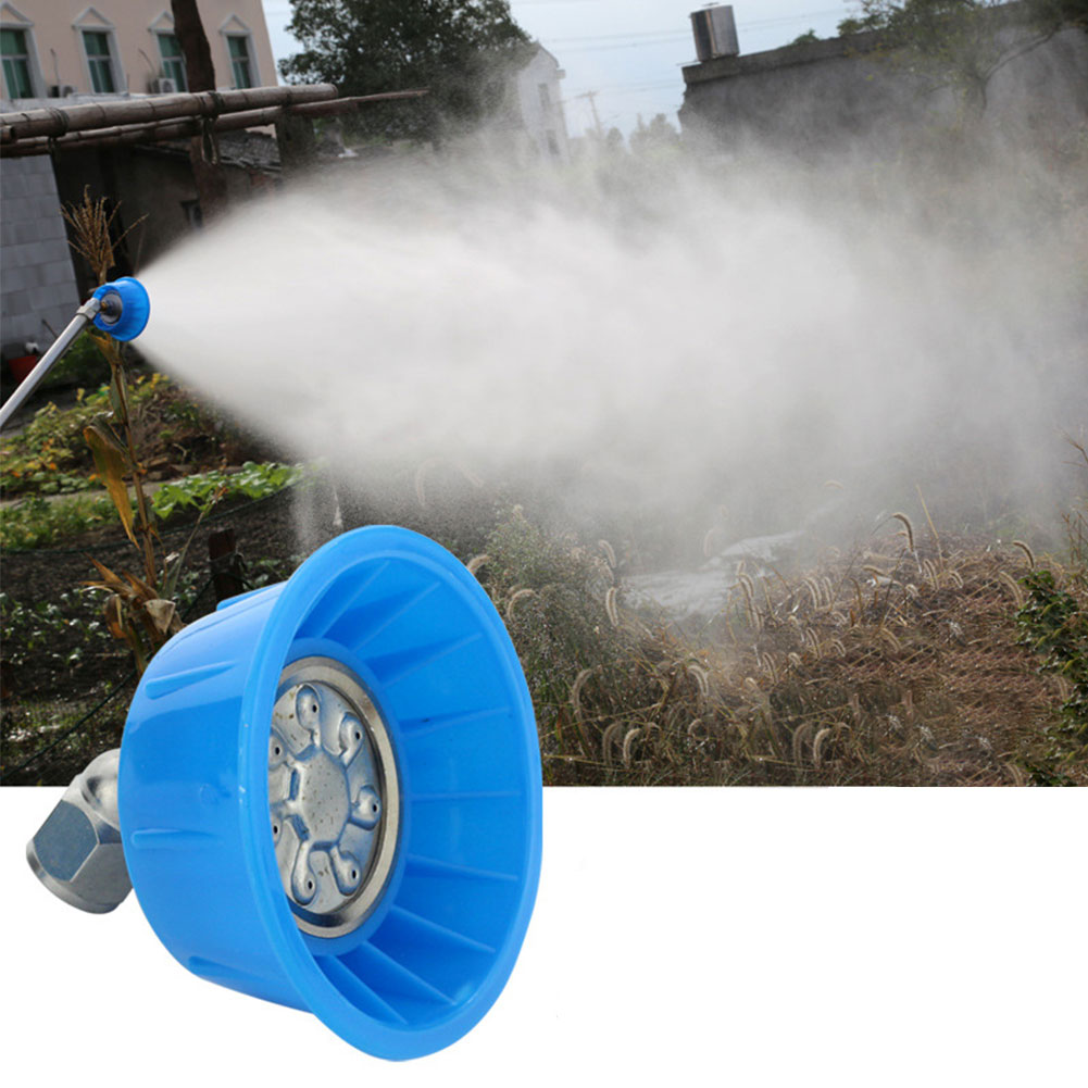 Greenhouse Mist Fruit Tree Agricultural Sprayer Home High Pressure Pesticide Garden Multi Holes Windproof Atomizing Nozzle-0