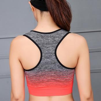 Yoga Set Women Sports Bra Top Leggings Pants Gym Sportswear Fitness Clothing Suit WHShopping 5