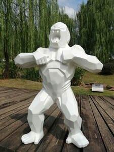 Toy-Box Collectible-Model Gorilla Art-Craft Resin-Figure Creative-Decoration Animal Kingkong