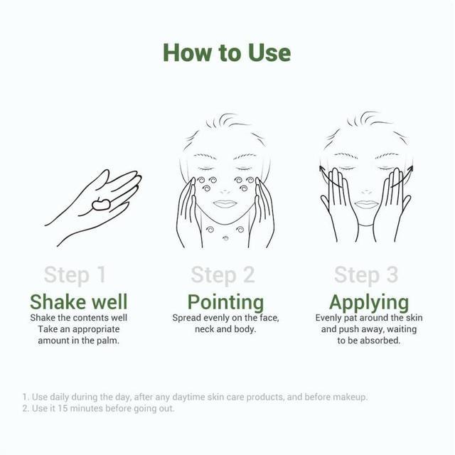 LANBENA 30ml Face Base Primer Women Makeup High-power Sunscreen Base Cream Whitening Refreshing Anti-aging Cream TSLM1 3