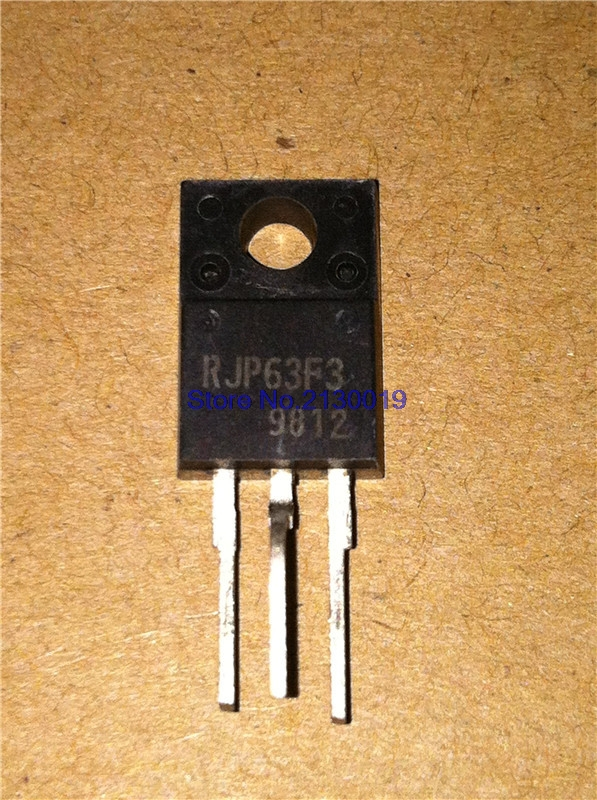 5pcs/lot RJP63F3A RJP63F3 TO-220F In Stock