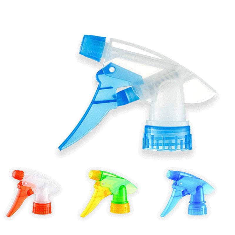 Plastic Heavy Duty Industrial Chemical Resistant Trigger Sprayer 1PC For Gardening random color