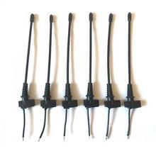 Bộ 6 Ăng Ten Cho Tai Nghe Sennheiser EW100G2/100G3 Micro Không Dây Bodypack Sửa Chữa Mic Một Phần