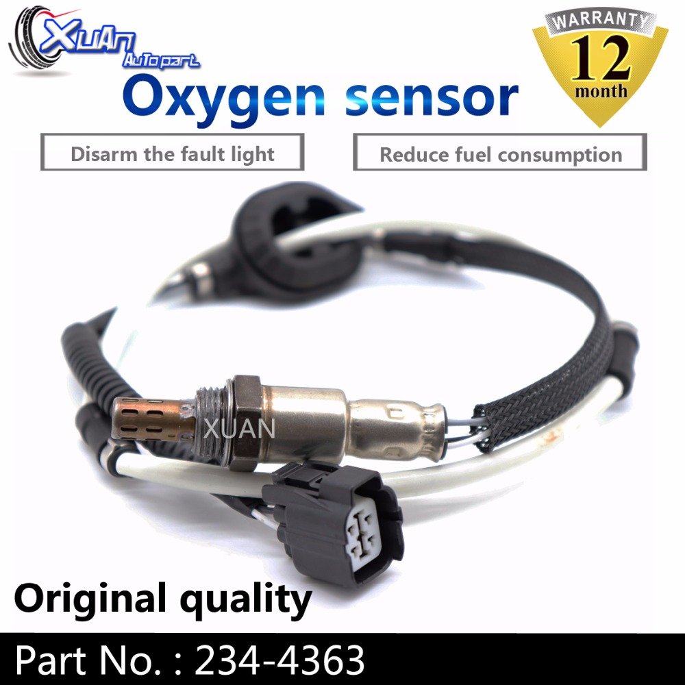 XUAN Lambda O2 Oxygen Sensor Air FUEL RATIO sensor For <font><b>ACURA</b></font> <font><b>TSX</b></font> HONDA ACCORD 234-4363 image