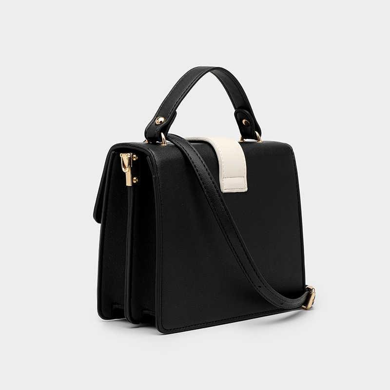 Novos sacos para as mulheres 2020 designer de moda tote ombro crossbody saco multifuncional couro feminino luxo bolsa b8677
