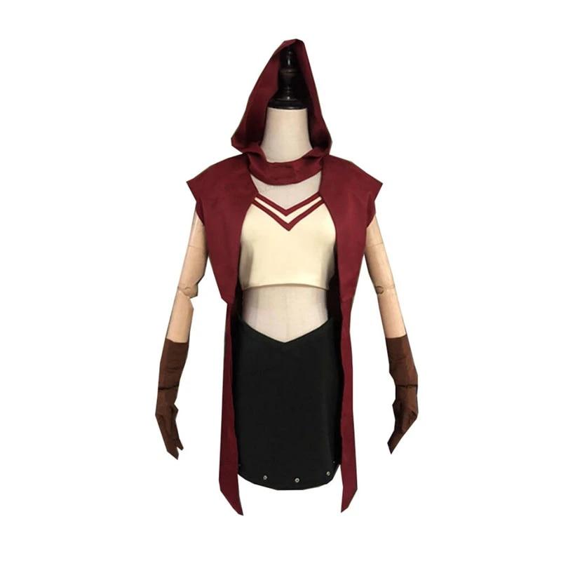 Anime JoJo's Bizarre Adventure Mariah Cosplay Costume Custom Made|Anime Costumes| - AliExpress
