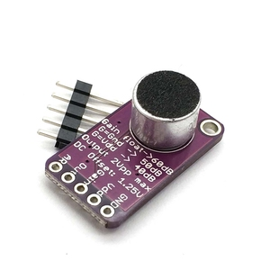 Image 4 - MAX9814 Microphone AGC Amplifier Board Module Auto Gain Control For Uno Programmable Attack And Release Ratio Low THD