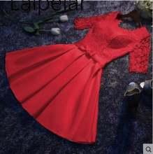 Новинка 2020 элегантные атласные вечерние платья laipelar женское
