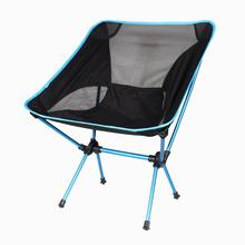 Camping-Chair Lightweight Hiking Folding Picnic Fishing Outdoor Portable for Barbecue-Vocation
