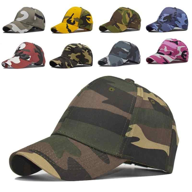 กีฬากลางแจ้งหมวกฝ้ายหมวกเบสบอลหมวก Snapback หมวกฤดูร้อนหมวก Hip Hop Fitted Cap หมวกหมวกพรางหมวกที่มีสีสันสำหรับชายผู้หญิง