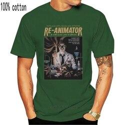 Re Animator T-Shirt Halloween T Shirt The Toxic Avenger T-Shirt Evil Dead T Shirts The Thing Tee Shirt Hellraiser Shirt 010680
