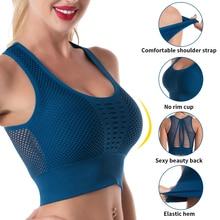 Bra Soutien Bh Sostenes-De-Mujer Sports Plus-Size Seamless-Top Push-Up-Bra Bralette Sexy